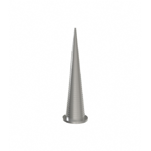 Aluminium o-ring cone (5-50 mm)